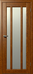 Межкомнатная дверь из массива Модерн ПО-11