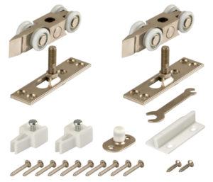 Комплект роликов Armadillo DIY Comfort 80/4 kit (877+882)
