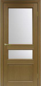 Межкомнатная дверь Оптима Порте Тоскана 631.221 ОФ1 багет