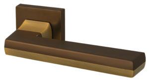Ручка раздельная Armadillo GROOVE USQ5 SN/СР-3