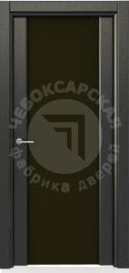 Межкомнатная дверь 1К триплекс