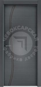Межкомнатная дверь Сириус 1 узкое