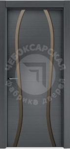 Межкомнатная дверь Сириус 2 узкое