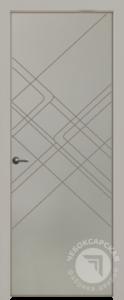 Межкомнатная дверь Арабеска ДГ