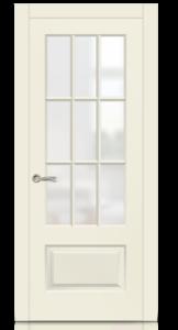 Межкомнатная дверь Олимп эмаль «Крем»