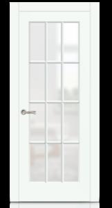 Межкомнатная дверь Олимп 2 эмаль «Белый»