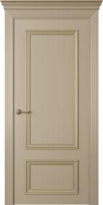 """Межкомнатная дверь Дрезден-2 эмаль """"Шампань"""""""