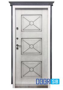 Входная дверь с терморазрывом Вариант-1