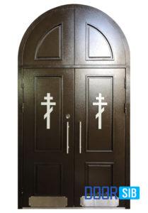 Входная дверь с терморазрывом Вариант-10