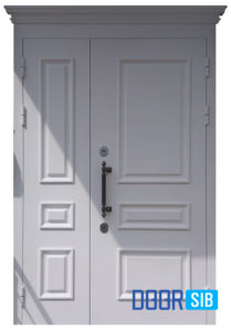 Входная дверь с терморазрывом Вариант-11