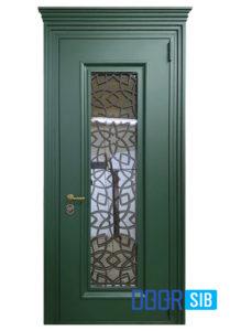 Входная дверь с терморазрывом Вариант-8