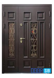 Входная дверь с терморазрывом Вариант-9