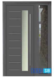 Входная дверь с терморазрывом Вариант-СП