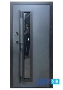 Входная дверь с терморазрывом Вариант-17