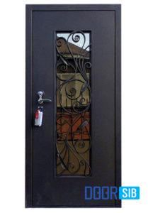 Входная дверь с терморазрывом Вариант-16