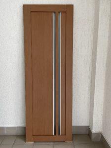 Межкомнатная дверь Турин 525 АПС мат. хром