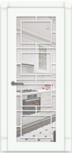 """Межкомнатная дверь Версаль-2 эмаль """"Белый"""""""