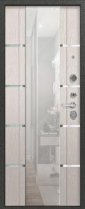 Входная дверь в квартиру Центурион С-111