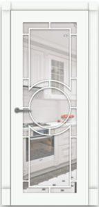"""Межкомнатная дверь Версаль-1 эмаль """"Белый"""""""